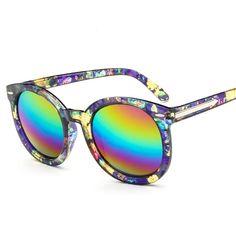 668a6e16785 Gradient Sun glasses For Women. Sunglasses WomenOversized SunglassesMirrored  ...