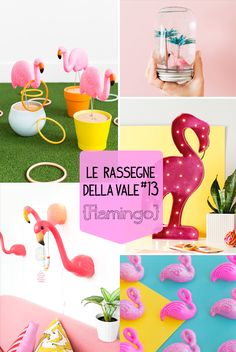 le idee della Vale Flamingo, Place Cards, About Me Blog, Place Card Holders, Happy, Handmade, Happiness, Flamingo Bird, Flamenco