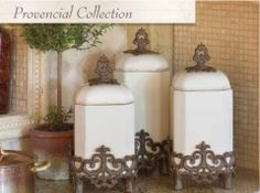 More great pieces you're sure to love from the Provencial Collection. We have the lowest prices on #TheGGCollection at Iron Accents!
