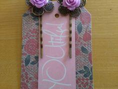 Deep Pink Rose on Antique Bronze Flower Bobbypins Bronze, Deep, Antiques, Mini, Flowers, Antiquities, Antique, Royal Icing Flowers, Flower