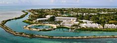 Lagoon pools plus more at Hawks Cay Resort in the middle of the Florida Keys on the quiet island of Duck Key.