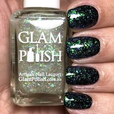 Glam Polish Bohemian Rhapsody Collection (partial) - The Polished Pursuit Happy New Year Love, Indie Brands, Swatch, Give It To Me, Artisan, Nail Polish, Bohemian, Nails, Collection