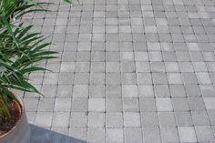 Idée Terrasse Sous La Pergola Sur Les Pavés La Terrasse Leroy - Pave pour cour exterieure