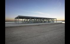 ROWING CENTRE BY JOSE MARIA SANCHEZ GARCIA, ALANGE, SPAIN