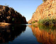 Katherine - Góry, Rzeka (Australia)