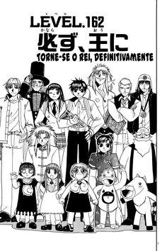 mangaREADER: Konjiki no Gash Bell - Capítulo 162