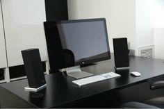 incline desktop Incline Desktop Audio Loudspeaker by Definitive Technology   Review