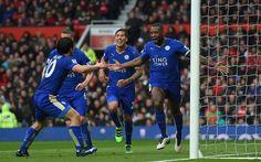 Leicester, campeão da Premier League em 2015/2016 (Foto: Getty Images)