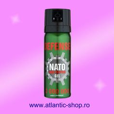 Spray paralizant NATO cu piper GEL 50 ml made in Germany pret 35 lei 50th, Germany, How To Make, Deutsch