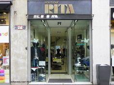 RITA Abbigliamento uomo Corso Buenos Aires 42/11 Milano sconto 10% tesserati Socitas onlus