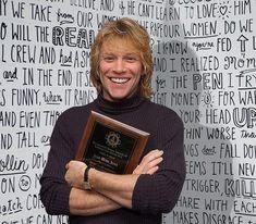Jon Bon Jovi @helenkulesh | Instagram