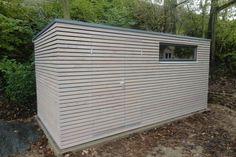Gartenhaus 5x2,5 m
