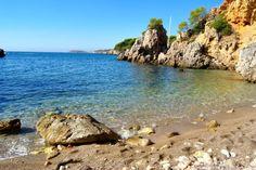 Platja de S'Hostalet y Cap d'es Gegant ( Calviá) |  Mallorca