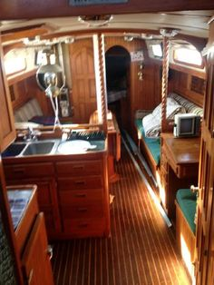 48.5K - 1983 Cheoy Lee-Perry 41 Sail Boat For Sale - www.yachtworld.com