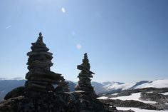 Norway Top of the World by Julie Vold Photography, via Flickr