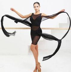 🎁 FREE SHIPPING 🚚 🛒 Order on the website www.ddressing.com - - - #dancewear #danceinblack #proamdance #practicewearcollection Latin Dance, Mesh Dress, Black Mesh, Dress First, Samba, Dance Costumes, Dance Wear, Latina, Dresses For Sale