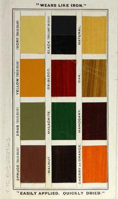 Glidden A Lac Floor Finish Colors C 1900 Interior Color