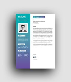 The perfect way to make the best impression. – The resume have a very organized. The resume template is in Photoshop PSD and MS Word DOCX formats. Teacher Resume Template, Resume Design Template, Graphic Design Templates, Cv Template, Resume Templates, Functional Resume Template, Standee Design, Curriculum Vitae Template, Creative Resume