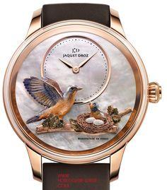 Nouveautés des montres Jaquet Droz 2011 - Les marques - Horlogerie Suisse