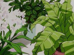 Image in the anime aesthetic. Aesthetic Art, Aesthetic Pictures, Aesthetic Anime, Aesthetic Green, Scenery Wallpaper, Wallpaper Pc, Aesthetic Backgrounds, Aesthetic Wallpapers, Animes Wallpapers
