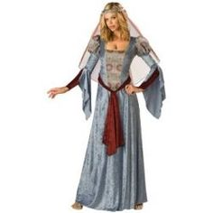 Renaissance era maidens, damsels in distress and tavern maids are popular women's costumes for many reasons #halloween