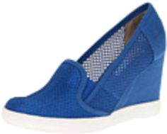 These athletically inspired wedges are the perfect solution to a boring flat!