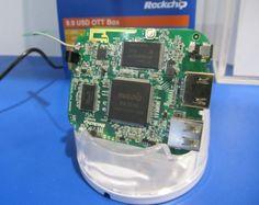 Mola: Rockchip muestra en el CES TV Box de 8€