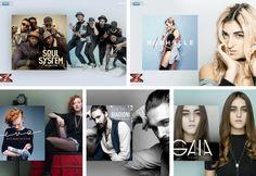 Inediti di X Factor 2016 nella classifica iTunes: in quale posizione si trovano Roshelle, Gaia, Eva, Soul System e Andrea dopo la semifinale di X Factor 10?