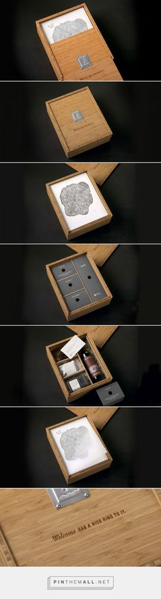 Umpqua Private Bank Welcome Kit — The Dieline - Branding & Packaging Design... - a grouped images picture - Pin Them All