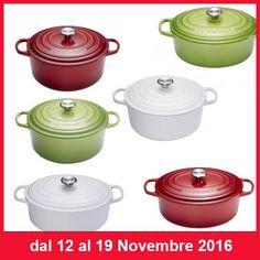 IMPERDIBILE PROMOZIONE  Nella settimana dal 12 Novembre al 19 Novembre trovi la Cocotte Tonda e la Cocotte Ovale di Le Creuset in promo al 25%  http://www.cucinaincasa.com/novita/promozioni/sconti/cocotte-in-ghisa-le-creuset-sconto-25  #villamontesiro #fratelli_villamontesiro #villa_casalinghi #ul_piatè_de_munt #promozione