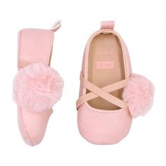 Baby Shoes 2019 Fashion Sweet Branded Pink Girl Baby Shoes First Walker Infant Kids Flower Chaussures Girls Crochet Knit Toddlers Soft Sole Bebe Sapatos Be Friendly In Use