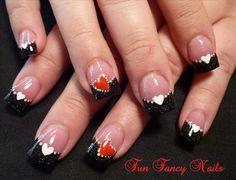 valentine' day nails | Happy Valentine's Day! nails image