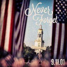 We will #NeverForget. (via bayloruniversity on Instagram)
