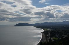 Killiney Hill offers a spectacular view....