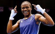 Olympic Boxing Champion