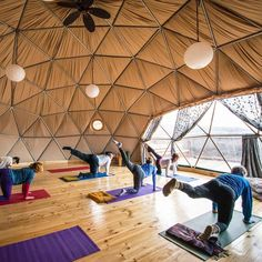 Daily #Yoga is even better in a Yoga Dome. Check out our Yoga Instructor Instagram page : @patagoniayoga  #Yogadaily #Zen #Travel #Chile #Yogaeverywhere #yogalife #yogi #Fitness #Hiking #TorresdelPaine #Patagonia #Chile #Southamerica