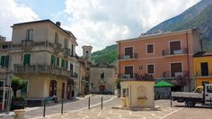 Fara San Martino Main Square