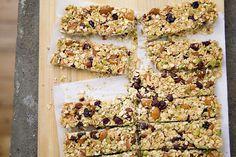 GNAMBOX barrette ai cereali fatte i casa