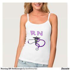 Nursing RN Stethoscope