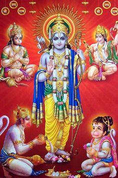 Jai Shree Ram and Baby Hanumanji Hanuman Pics, Hanuman Chalisa, Hanuman Images, Krishna Images, Shri Ram Wallpaper, Radha Krishna Wallpaper, Lion Wallpaper, Sri Ram Image, Shree Ram Images
