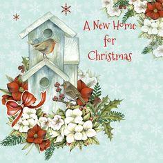 A new home christmas, verkrijgbaar bij #kaartje2go voor €