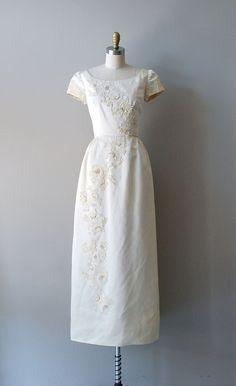 1960 Bridal Dresses   vintage wedding dress 1960s