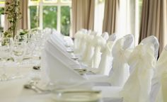 Our John Broderick Suite can be tastefully decorated to compliment your wedding theme. Our John Broderick suite will cater for up to 280 guests. Wedding Venues, Wedding Day, Perfect Wedding, Compliments, Table Decorations, Wedding Reception Venues, Pi Day Wedding, Wedding Places, Wedding Anniversary