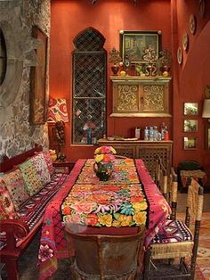 How To Add A Moroccan Flair To Your Home