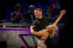 Kristina Rihanoff and Ben Cohen - Strictly Come Dancing 2013 - Week 5