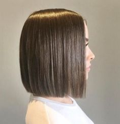Celebrity Hairstylist – Justine Marjan Talks About How She Landed Her Job With Jen Atkin - Neu Mode Frisuren Short Hairstyles For Women, Bob Hairstyles, Straight Hairstyles, Short Hair Cuts For Teens, Haircuts, Dark Brown Hair Dye, Olivia Culpo Hair, Medium Hair Styles, Short Hair Styles
