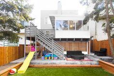 Kid & Coe   The Idora Residence   San Francisco #backyard #outdoor #playground