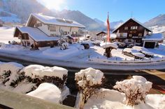 Gatterhof im Winter Winter, Snow, Outdoor, Places, Summer, Winter Time, Outdoors, Outdoor Games, Outdoor Living