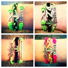 Herbalife Bracelet 4 Pack by ShopAllTheRage on Etsy, $50.00