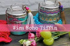 Dag 23: Boho Tiffin Winnen